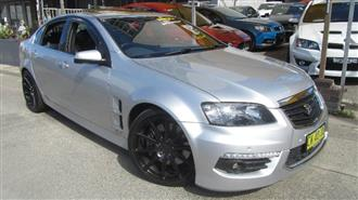 2011 HOLDEN SPECIAL VEHICLE SENATOR SIGNATURE E3 4D SEDAN