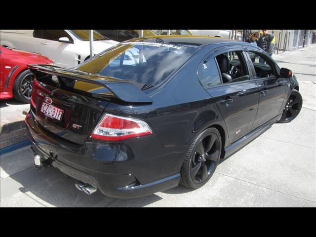 2009 FPV GT  FG 4D SEDAN