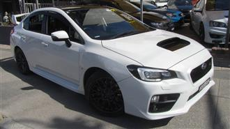 2014 SUBARU WRX STI MY15 4D SEDAN