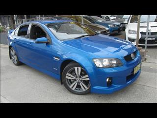 2010 HOLDEN COMMODORE SV6 VE MY10 4D SEDAN