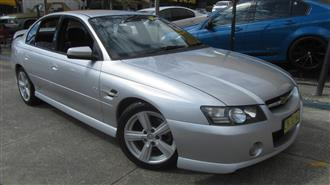 2005 HOLDEN COMMODORE SS VZ 4D SEDAN