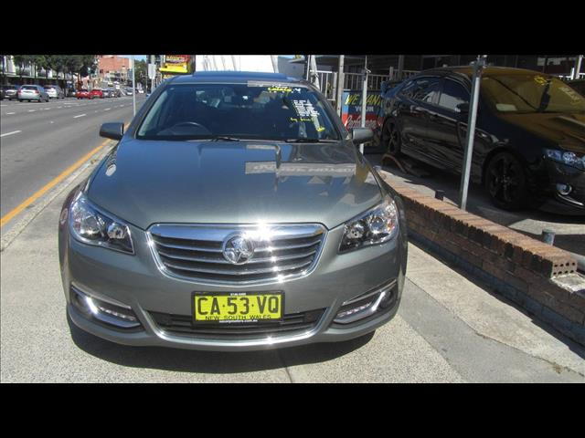 2013 HOLDEN CALAIS V VF 4D SEDAN