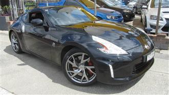 2015 NISSAN 370Z  Z34 MY15 2D COUPE