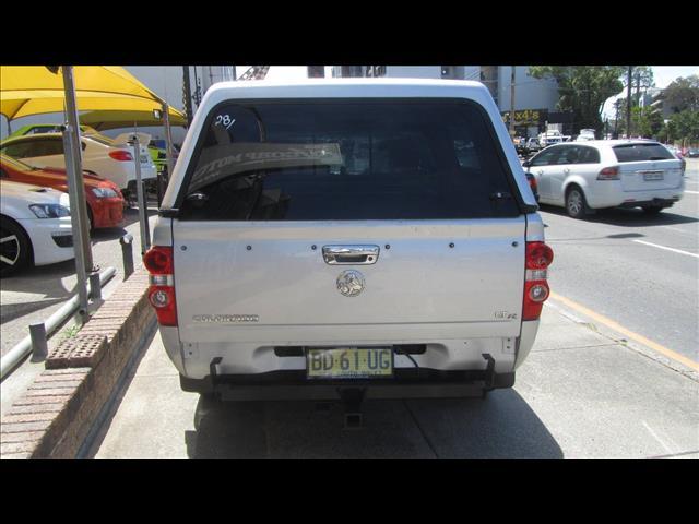 2009 HOLDEN COLORADO LT-R 4X2 RC MY10 CREW CAB PUP