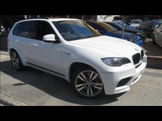 2010 BMW X5 M E70 MY10 4D WAGON