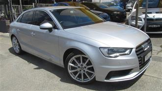 2014 AUDI A3 1.4 TFSI ATTRACTION COD 8V MY14 4D SEDAN