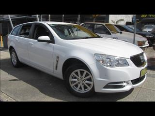 2014 HOLDEN COMMODORE EVOKE VF 4D SPORTWAGON