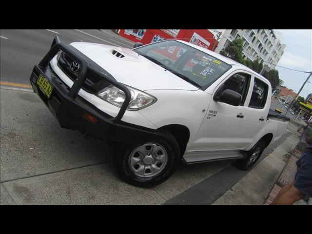 2011 TOYOTA HILUX SR 4X4 KUN26R MY11 UPGRADE DUAL CCHAS
