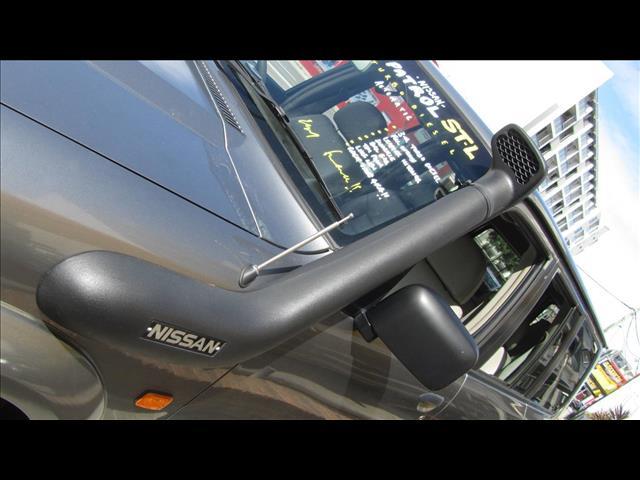 2004 NISSAN PATROL ST-L 4X4 GU IV 4D WAGON