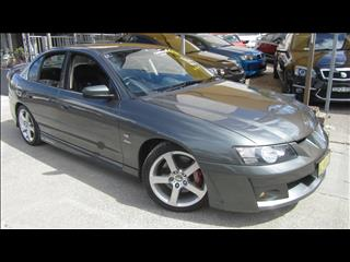 2003 HOLDEN SPECIAL VEHICLE CLUBSPORT R8 Y-SERIES 4D SEDAN
