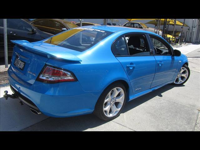 2009 FORD FALCON XR6 FG 4D SEDAN