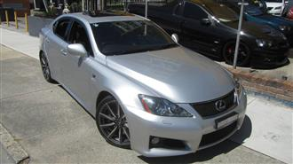 2008 LEXUS IS F  USE20R 4D SEDAN
