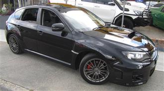 2012 SUBARU WRX PREMIUM AWD MY13 5D HATCHBACK