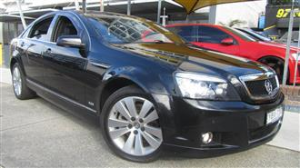 2008 HOLDEN CAPRICE  WM MY09 4D SEDAN