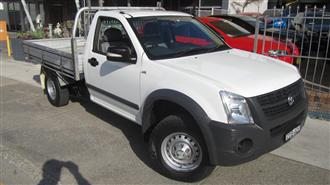 2008 HOLDEN RODEO LX RA MY08 CCHAS