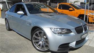 2009 BMW M3  E92 2D COUPE