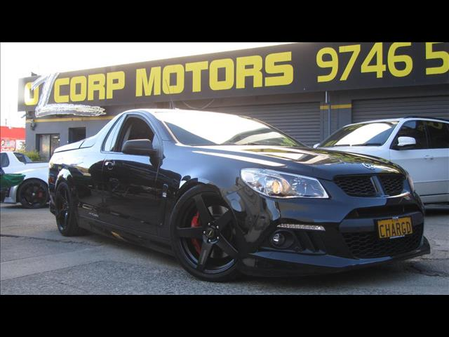 2015 HOLDEN SPECIAL VEHICLE MALOO R8 GEN F MY15 UTILITY