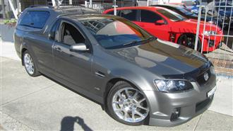 2011 HOLDEN COMMODORE SS VE II UTILITY