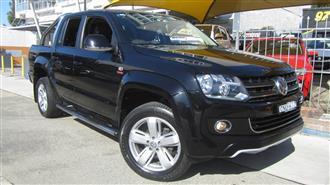 2012 VOLKSWAGEN AMAROK TDI400 ULTIMATE 4X4 2H MY12.5 DUAL CAB UTILITY