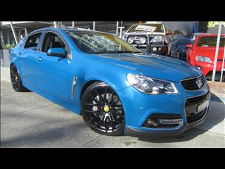 2014 HOLDEN COMMODORE SS-V REDLINE VF 4D SEDAN