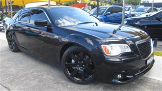 2012 CHRYSLER 300 SRT8 MY12 4D SEDAN