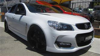 2016 HOLDEN COMMODORE SS VF II 4D SEDAN