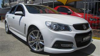 2013 HOLDEN COMMODORE SS-V REDLINE VF 4D SEDAN