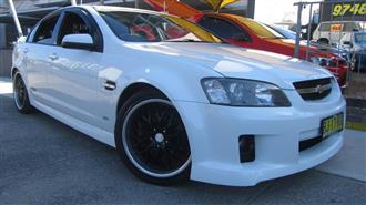 2009 HOLDEN COMMODORE SS-V VE MY09.5 4D SEDAN