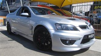 2010 HOLDEN SPECIAL VEHICLE MALOO R8 E2 SERIES UTILITY