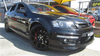 2012 HOLDEN SPECIAL VEHICLE CLUBSPORT R8 E3 MY12 4D SEDAN