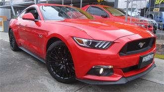 2015 FORD MUSTANG FASTBACK GT 5.0 V8 FM 2D COUPE