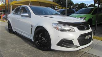 2015 HOLDEN SPECIAL VEHICLE SENATOR SIGNATURE GEN F2 4D SEDAN