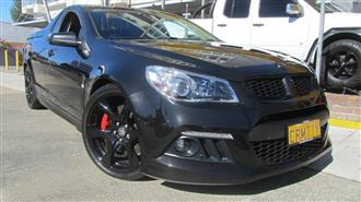 2015 HOLDEN SPECIAL VEHICLE MALOO  GEN F MY15 UTILITY