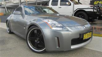2004 NISSAN 350Z TOURING Z33 2D COUPE