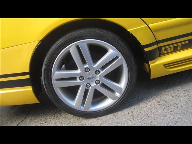 2005 FPV GT  BA MKII 4D SEDAN