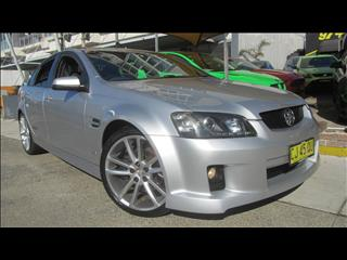 2008 HOLDEN COMMODORE SS-V 60TH ANN VE MY09 4D SEDAN