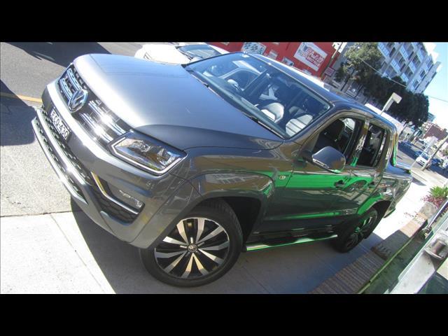 2017 VOLKSWAGEN AMAROK V6 TDI 550 ULTIMATE 2H MY17 DUAL CAB UTILITY