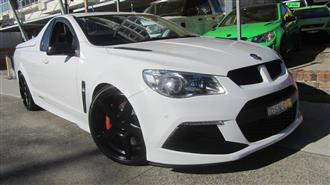 2016 HOLDEN SPECIAL VEHICLE MALOO R8 LSA GEN F2 UTILITY
