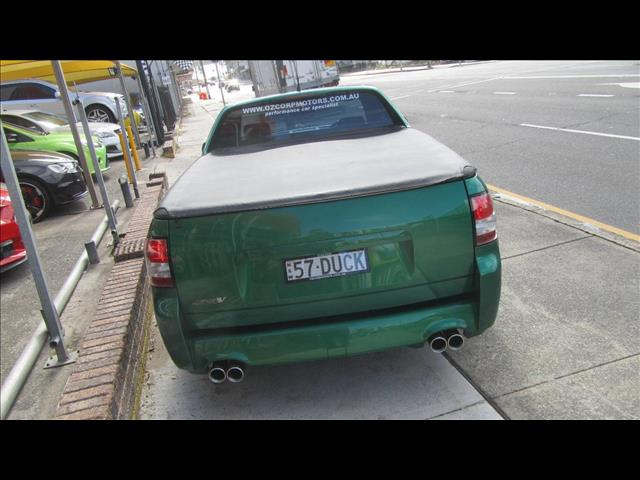 2010 HOLDEN COMMODORE SS-V VE MY10 UTILITY