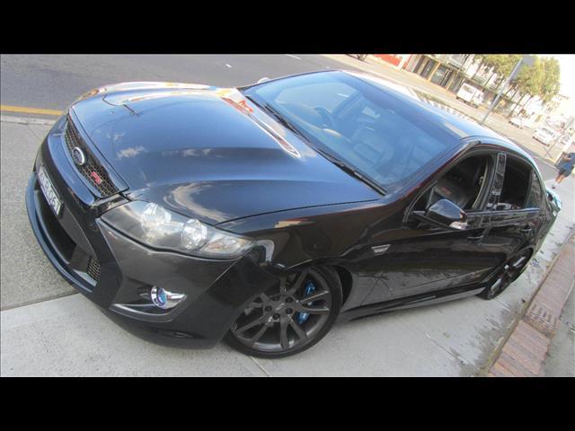 2010 FPV F6  FG 4D SEDAN