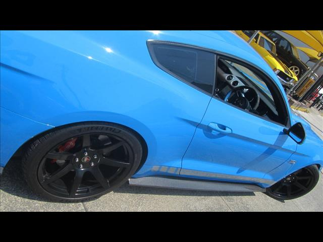2017 FORD MUSTANG FASTBACK GT 5.0 V8 FM MY17 2D COUPE