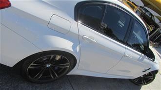 2014 BMW M3  F80 4D SEDAN