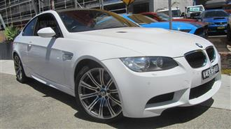 2008 BMW M3  E92 2D COUPE