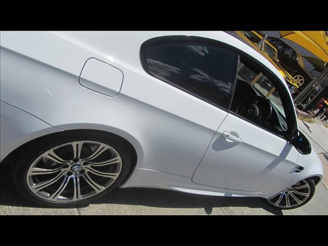 2008 BMW M3  E92 2D COUPE