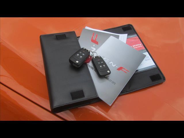 2013 HOLDEN SPECIAL VEHICLE CLUBSPORT  GEN F 4D SEDAN