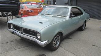 1970 HOLDEN MONARO GTS HG 2D COUPE