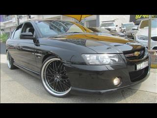 2004 HOLDEN COMMODORE SS VZ 4D SEDAN