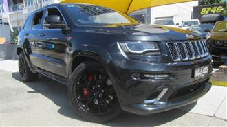 2014 JEEP GRAND CHEROKEE SRT 8 4X4 WK MY14 4D WAGON
