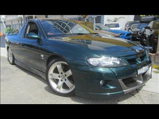 2001 HOLDEN SPECIAL VEHICLE MALOO R8 VU UTILITY