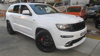 2014 JEEP GRAND CHEROKEE SRT 8 4X4 WK MY15 4D WAGON